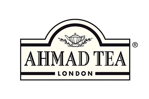 ahmad tea london logo