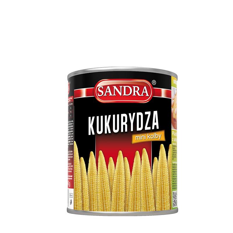 Sandra-Kukurydza-Mini-Kolby-3100-K14